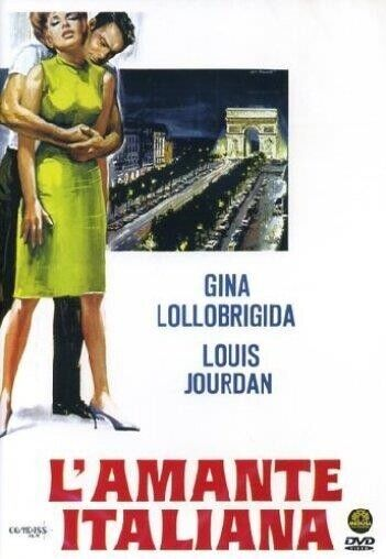 L'Amante Italiana (1966) DVD