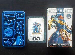 Games-Workshop-Warhammer-40K-Space-Marine-Heroes-Brother-Captain-Thassarius