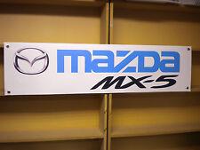 Mazda MX-5 - pvc workshop / garage automotive  banner -  MX 5