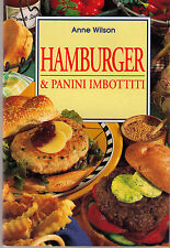 Hamburger e panini imbottiti - Anne Wilson - Libro nuovo in offerta!