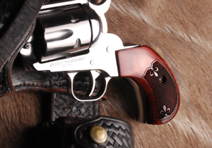 Details about Ruger grips for old and new Vaquero Birds head pistols Made  in USA