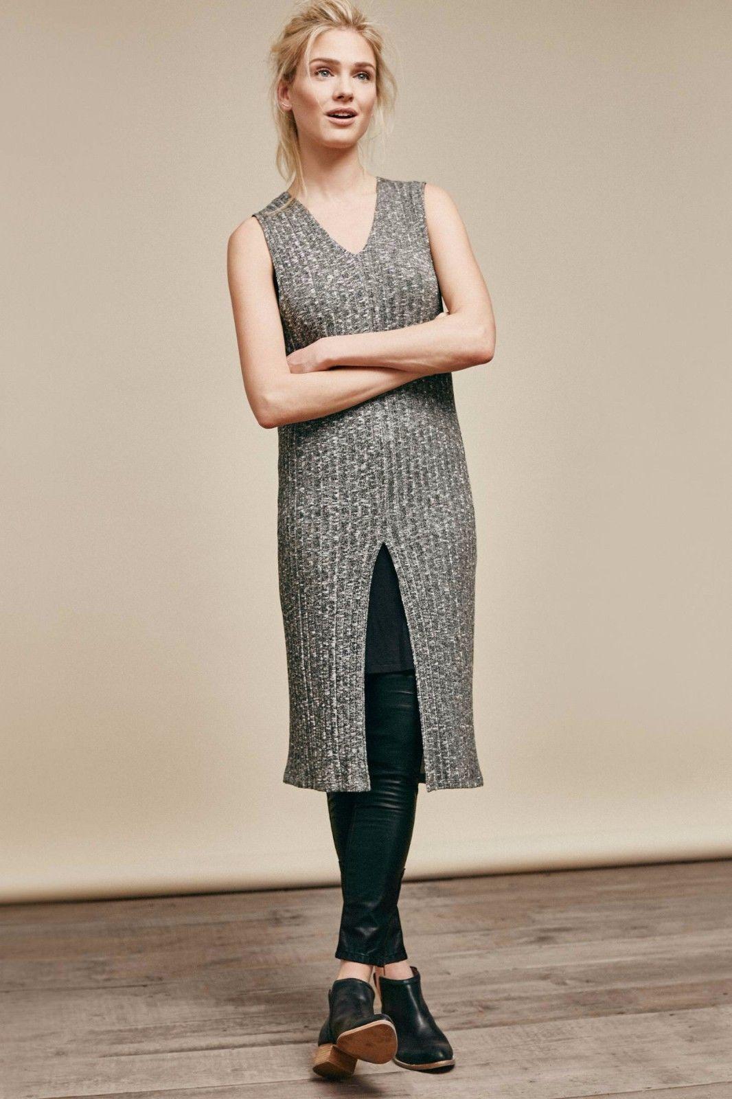 Neu Anthropologie Lagig Luna Kleid Tunika Dolan Links Coast GRÖSSE M Ausverkauft