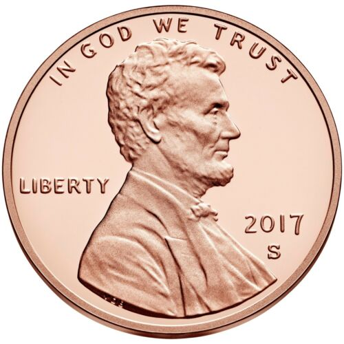 2017 S 1C Lincoln Proof DCAM 2017 Proof In Stock Ships Now