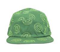 Authentic Ofwgkta 'single Donut' Men's Adjustable Hat Green One Size Msrp40