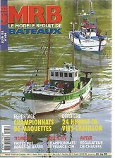 MODELE REDUIT DE BATEAU N°499 FAITES VOS ROUES DE BARRE / REGULATEUR DE CHAUFFE