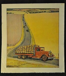 Maynard Dixon 1930 Print The Automobile Appeared On The Cover Westways In 1930 Beneficial To The Sperm Art
