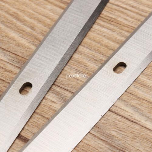 Set of 2 12-1//2 HSS Planer Knives for Craftsman 21758
