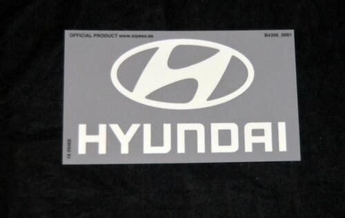 Atletico Madrid Hyundai 2018//19 Football Shirt Patch//Badge Sleeve Arm Sponsor