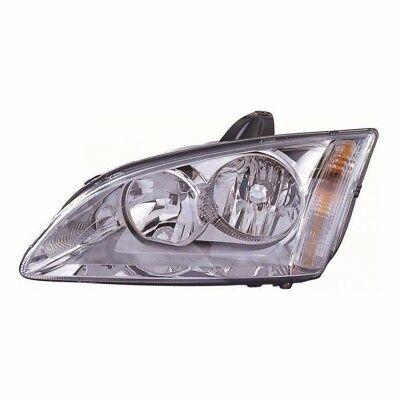 Ford Focus Mk2 Estate Excludes ST 2005-5//2008 Front Fog Light Passenger Side N//S