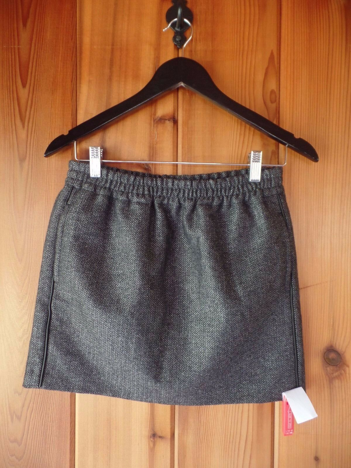 New Zadig & Voltaire Wool Skirt Size 36 (2 US)