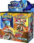 Pokemon 160-81194 TCG Sun & Moon Sealed Booster Box