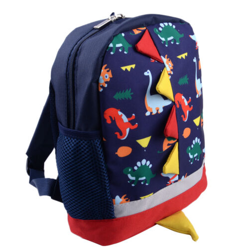 Kids Toddler Dinosaur Cartoon Animal Backpack Child Boys Girls School Bag Gift