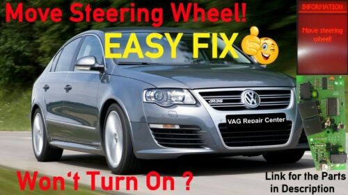 Switch Repair Kit VW Passat B6//3C//CC ELV Repair Set Relay