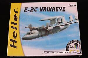 ZB025-HELLER-1-144-maquette-avion-71232-E-2C-Hawkeye-E2C-peinture-colle