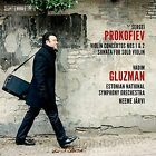 Prokofiev: Violin Concertos Nos. 1 & 2; Sonata for Solo Violin Super Audio Hybrid CD (CD, Aug-2016, BIS (Sweden))