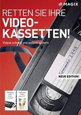 Artikelbild MAGIX Retten Sie Ihre Videokassetten