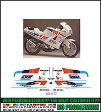 kit adesivi stickers compatibili  freccia c 12 r bianca 1989