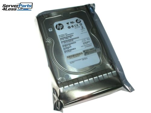 694374-B21 694534-001 718326-B21HP 4TB 3G SATA 7.2K 3.5IN MDL LFF HDD