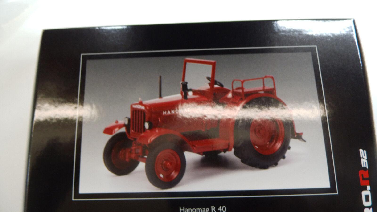 Schuco 450899300 Pro. R 1 32 HANOMAG R 40 Produit  neuf NEUF dans sa boîte  réductions incroyables