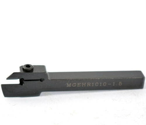 MGEHR1010-1.5 Lathe Turning Tool holder grooving cutting holder for MGMN150-G