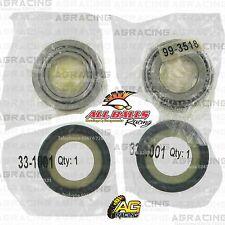 All Balls Steering Headstock Stem Bearing Kit For Kawasaki KX 125 1981 Motocross