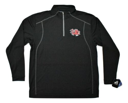 XL America Mens South Carolina Gamecocks 1//4 Zip Pullover Shirt S L 2XL J M
