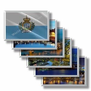 San Marino - frigo calamita frigorifero magnete fridge magnet Kühlschrankmagnet m4MXXFt8-09155803-549632309