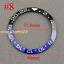 40mm-Red-Black-Blue-Green-Ceramic-Titanium-bezel-insert-fit-GMT-automatic-watch thumbnail 9