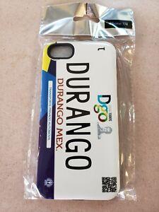Durango-License-Plate-iPhone-7-8-Case