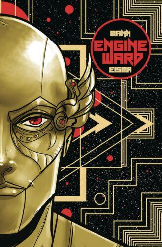 Engineward #1 Cover A B C SOLD INDIVIDUALLY Vault Comics 1st Print 2020