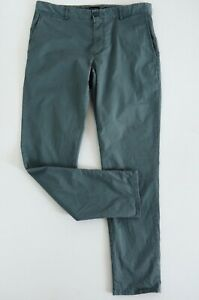 SPORTSCRAFT-Mens-Khaki-Chino-Pants-W32-Classic-Fit-Straight-Leg-Stretch-RRP-103
