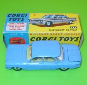 Corgi / 229 Chevrolet Corvair en boîte