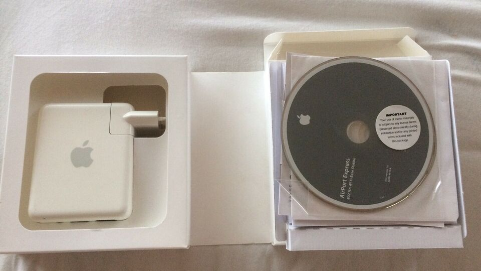 Access point, wireless, Apple