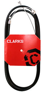 CABLE-BRAKE-Clarks-KIT-Front-or-Rear-SS-UNIV-MTB
