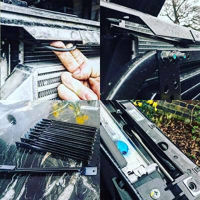 Land Rover Defender Bonnet Cable Protector - Uproar 4x4 - 2.2 & 2.4 TDCI