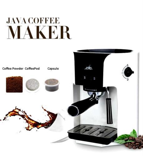 Ampli java esperesso 3in1 italien machine à café WSD18-050 top brand