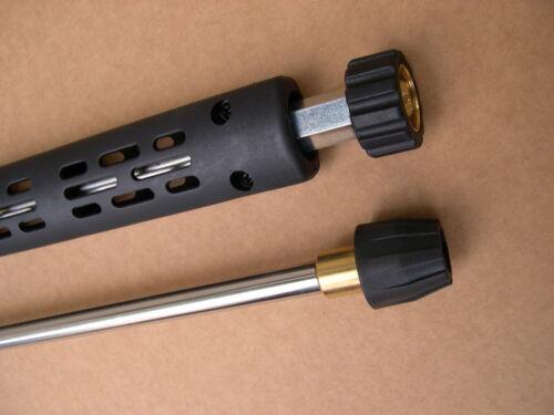 Hochdruck Lanze 800mm für Kärcher HD HDS Hochdruckreiniger Dampfstrahler neu