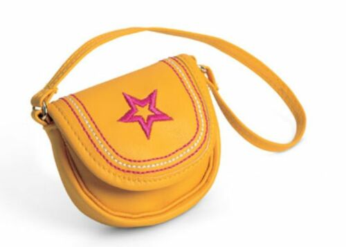 American Girl Yellow Purse from Mix/&Match Outfit Collection New