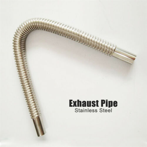 60cm Exhaust Pipe O.D2.5cm Gas Vent for Air Diesel Parking Heater For Truck Bus