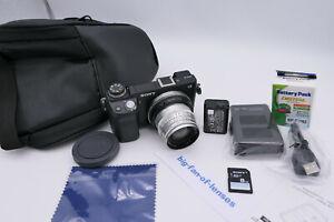 SONY-alpha-NEX-6-FULL-1080p-HD-Digital-Camera-50mm-F2-PRIME-Lens-amp-TRIPOD