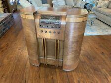 Rca Hf 6 1938 Console Radio Extremely Rare