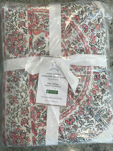 Pottery-Barn-Remy-Paisley-King-Duvet-Cover-NEW