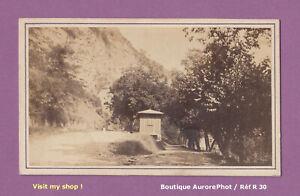CDV-ISERE-ENVIRONS-DE-VOIRON-PAYSAGE-MONTAGNE-CABANE-PANORAMA-R30