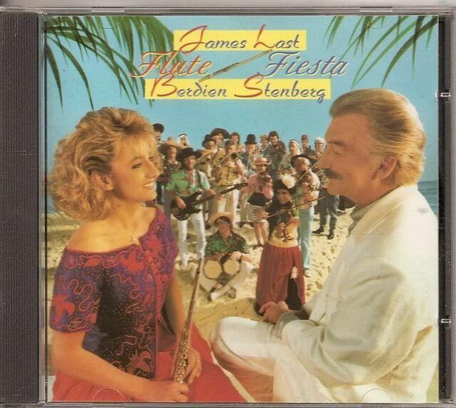 JAMES LAST & BERDIEN STENBERG Flute Fiesta W German CD FREEPOST WORLDWIDE
