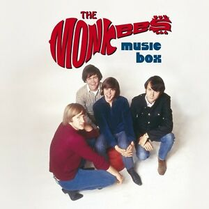 The-Monkees-Monkees-Music-Box-New-CD-UK-Import