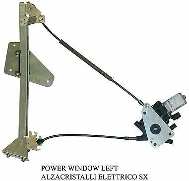 WR266P FAI WINDOW REGULATOR W//O MOTOR