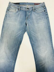 Citizens-of-Humanity-COH-Ingrid-002-Low-Waist-Flair-Womens-Jeans-Sz-30-34-Inseam