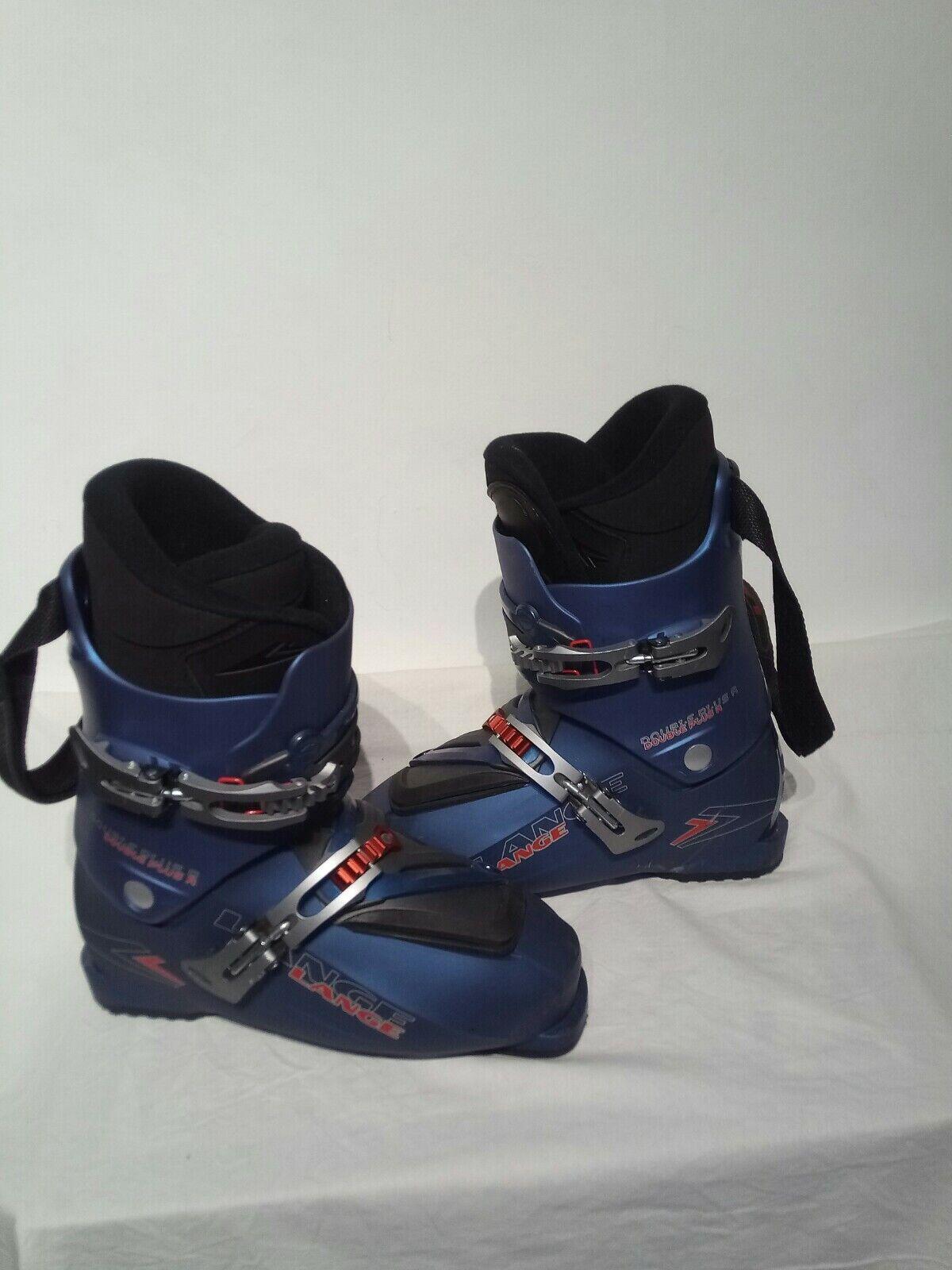 Lance R00137999 Double Plus R Mens bluee Ski Boots Size 329mm