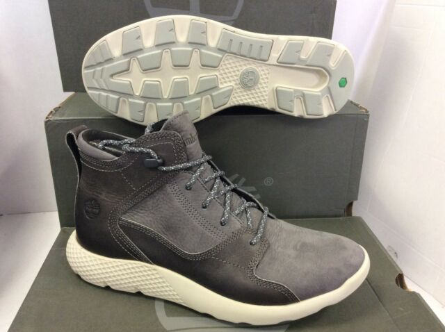 Timberland A1IZW Flyroam Leather Hiker Mens Trainers Shoes Size UK 9 ... aee49a232a