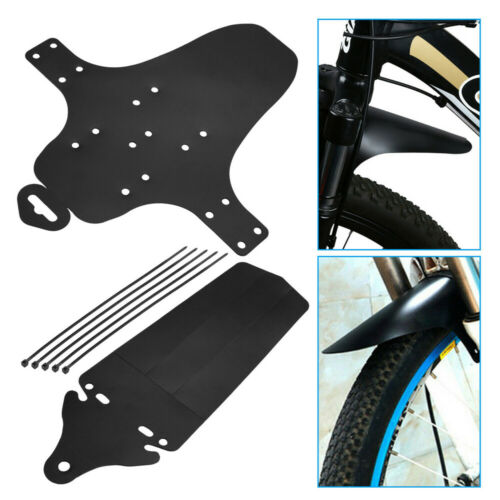 Rear Fenders MTB Bicycle Mud Guards Mudguard 1 Set Mountain Cycling Bike Front